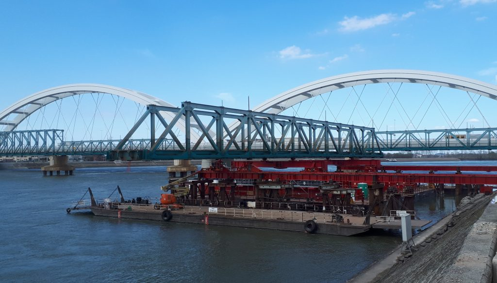 ALE's bridge removal in Serbia improving river navigation