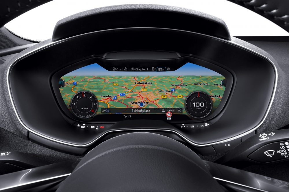 Bosch is paving the way for 3D displays in vehicles