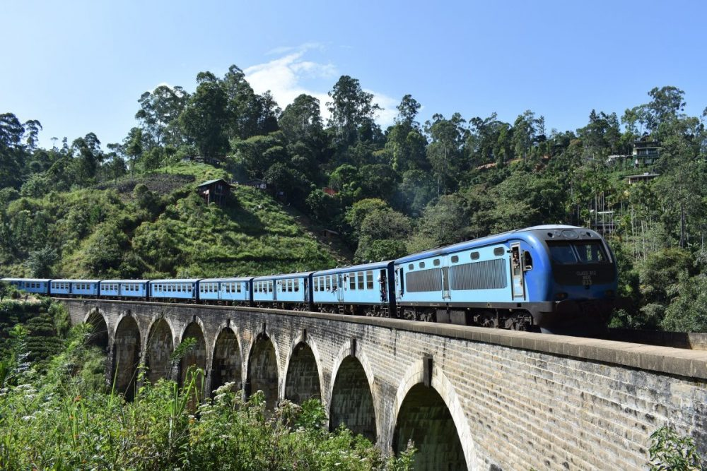 Sri Lanka modernising Railways with ADB support