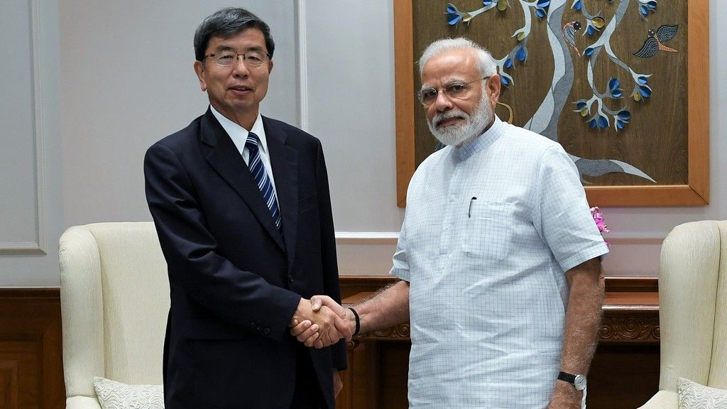 ADB President pledges $12 Billion for new flagship initiatives in India