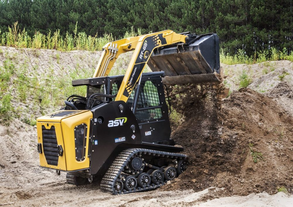 USA loader manufacturer ASV Holdings acquired by Yanmar