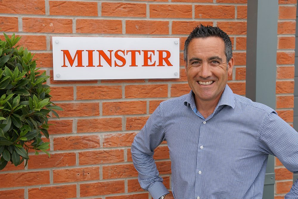 Minster Surfacing celebrates 20th anniversary with the launch of Minster Group Ltd