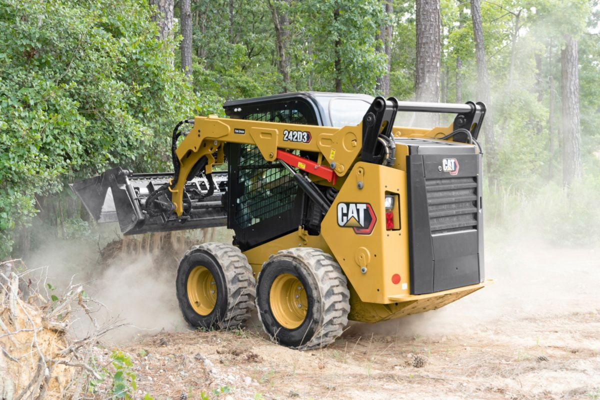 New Caterpillar D3 Loaders rolled out
