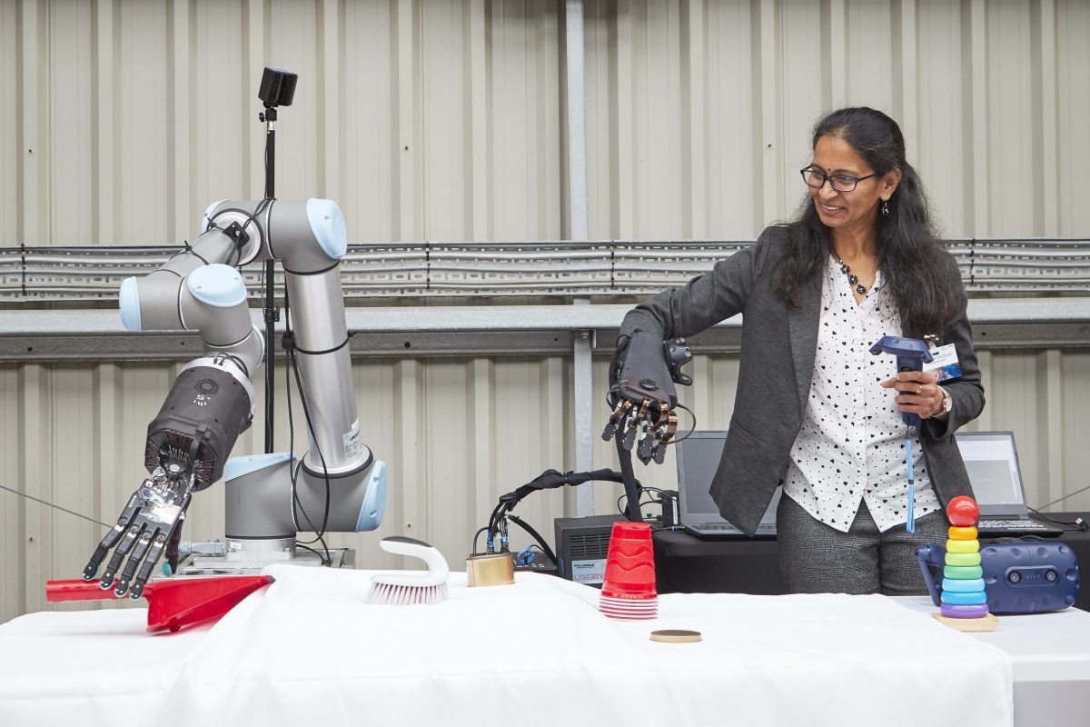 Nuclear Technology Showcase event in Cumbria explored innovation and digital technology