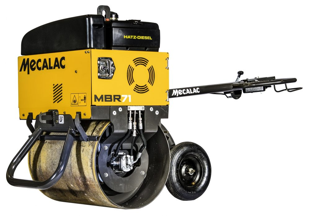 Stage V engine transition is driving next-generation R and D at Mecalac