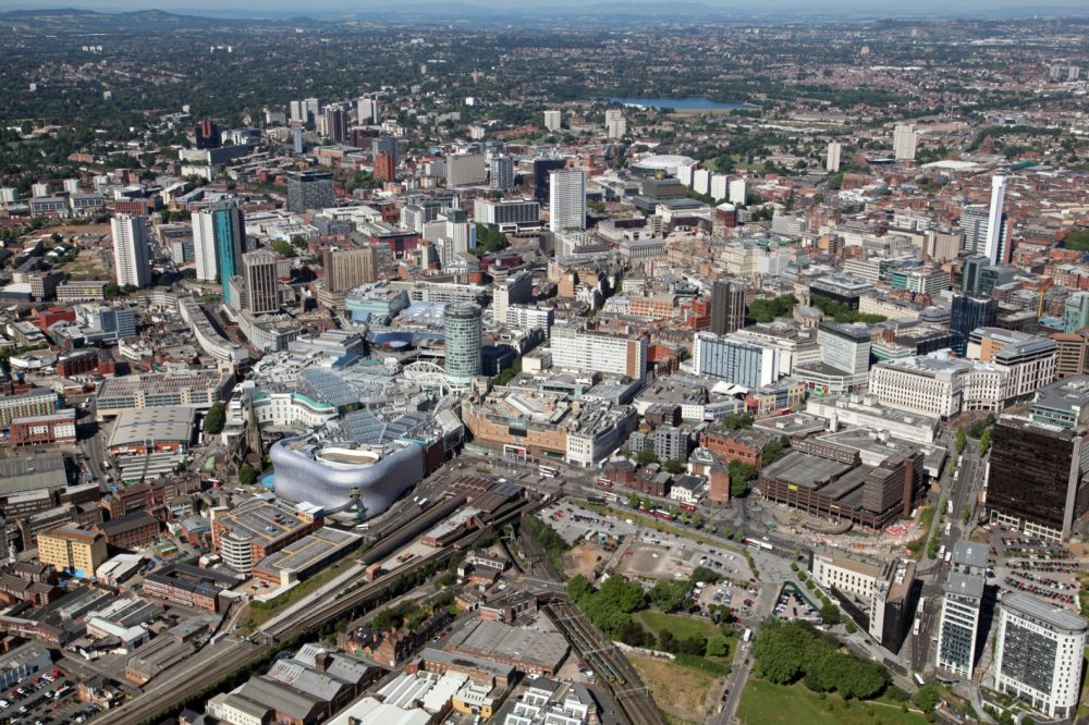 Siemens Mobility wins Clean Air Zone contract in Birmingham
