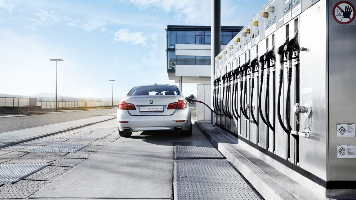 Renewable synthetic fuels for less CO₂ will power legacy vehicles and charge electric cars