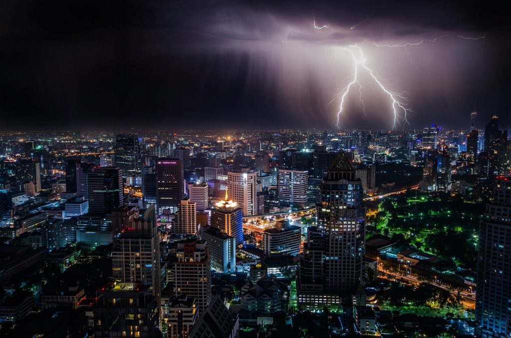 UK's Summer disruption highlighted resilience issues of connected infrastructure systems