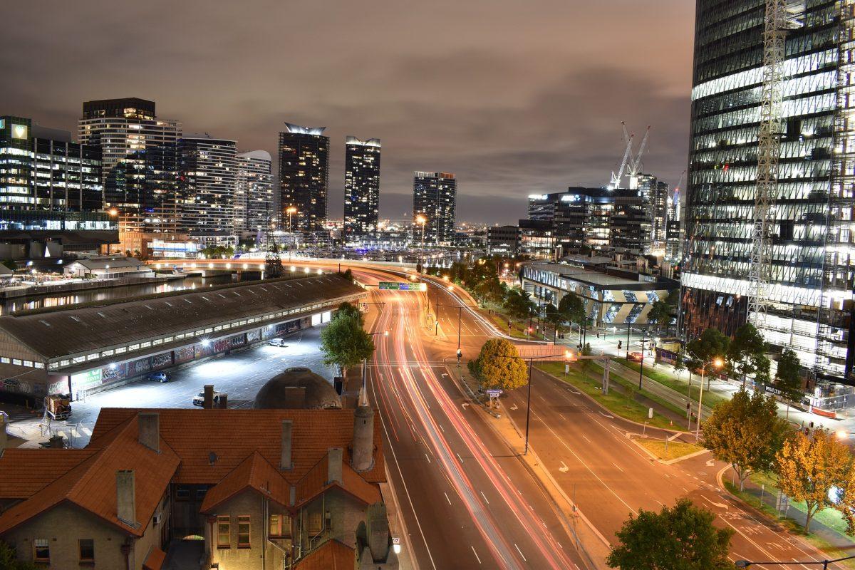 Monash Freeway upgrade gets extra 36km of new lanes in Australia