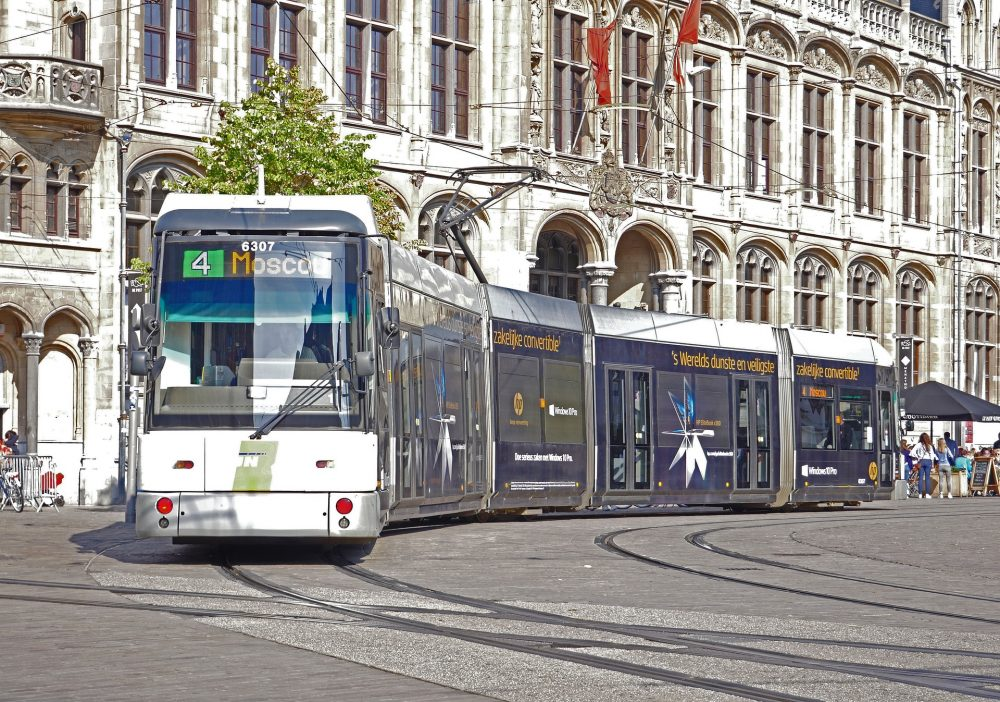 Sweco sets out their vision for mobility and transport in Belgium
