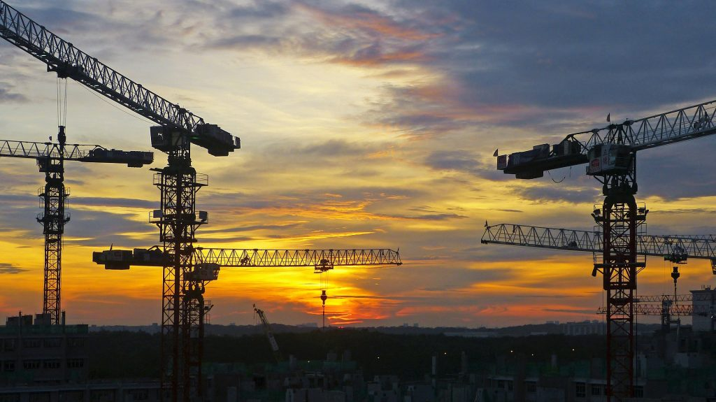 Construction and real estate deals totaled $31.61 Billion in the second quarter of 2019