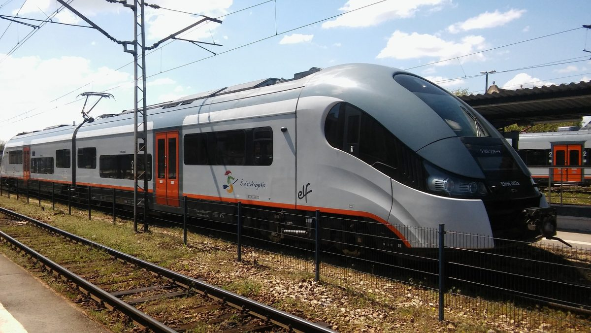 EIB investments support Poland's trains of the future