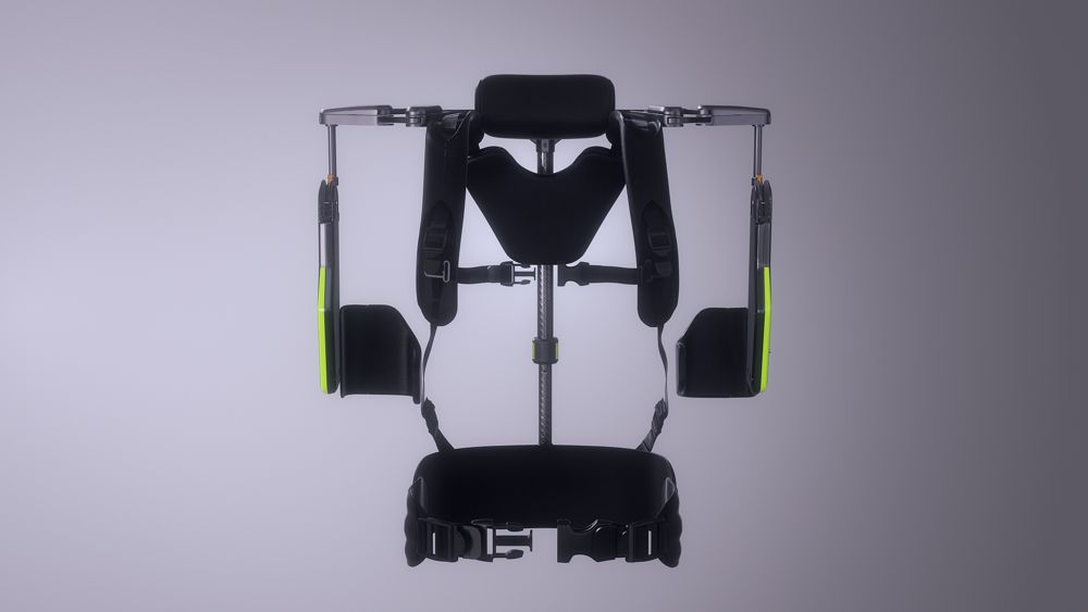 Hyundai develops wearable exoskeleton vest to alleviate the burden of overhead work