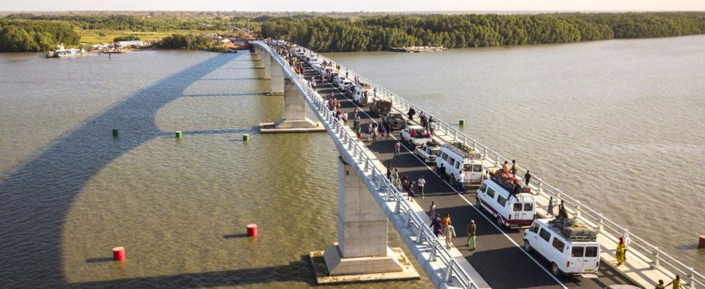 Streaming across the new bridge linking the Gambia and Senegal earlier this year, cars, trucks and pedestrians celebrated a new era of integration between the two West African countries.