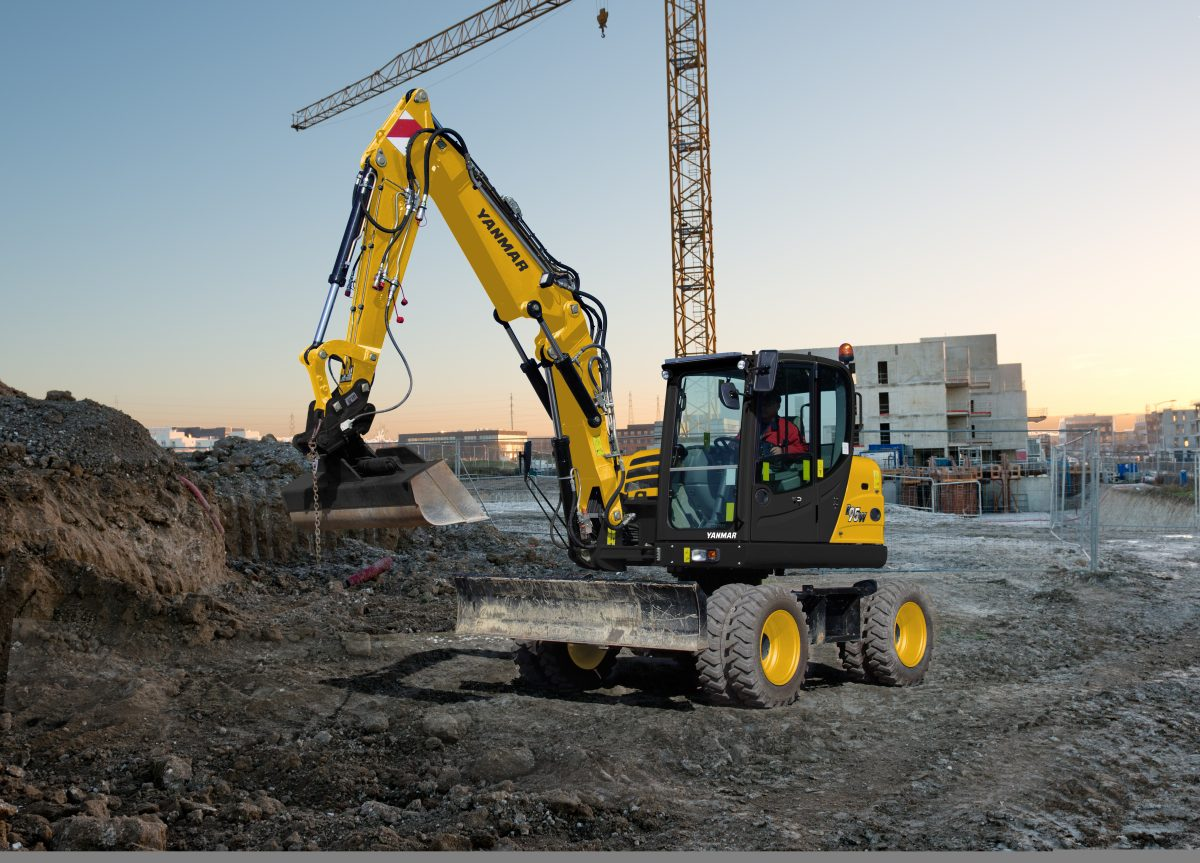 Yanmar expands Construction Equipment demo fleet in UK and Ireland