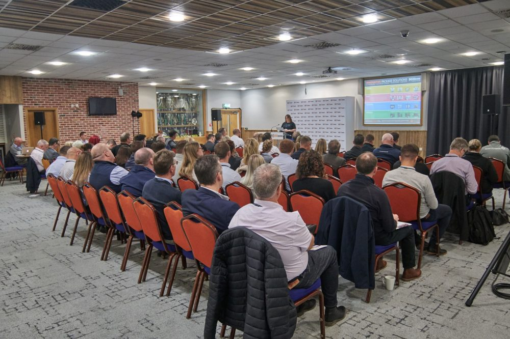 The EHS 2020 meeting was well attended with exhibitors both old and new.