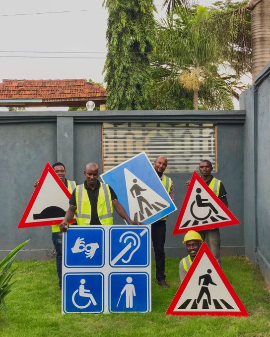 StripesnSigns on the fast track in East and Central Africa