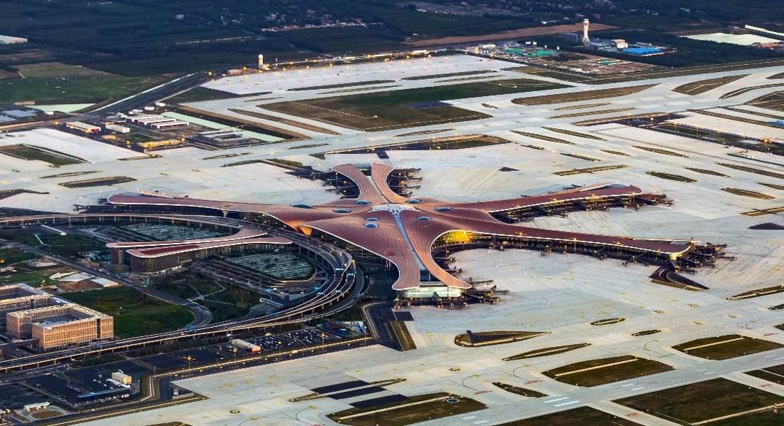 Beijing Daxing Airport relies on Thales and BEST for Air Traffic Management
