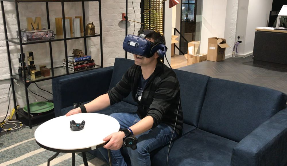 HYPER VR co-design platform enables clients to physically experience their visions