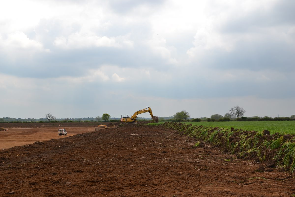 Soil Handling Steering Group to establish new guidelines
