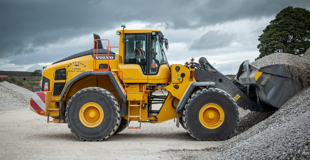 Metcalfe Farms brings in the harvest with Volvo Construction Equipment