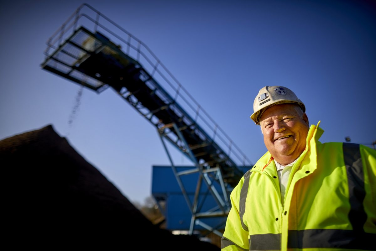 48 years in the recycled aggregates business