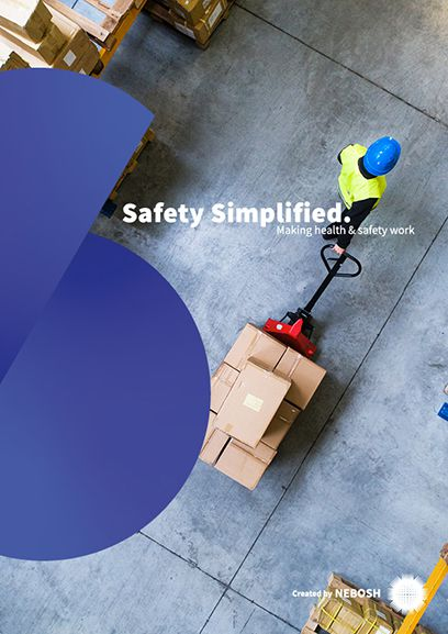 NEBOSH launches Safety Simplified to shake up workplace safety training