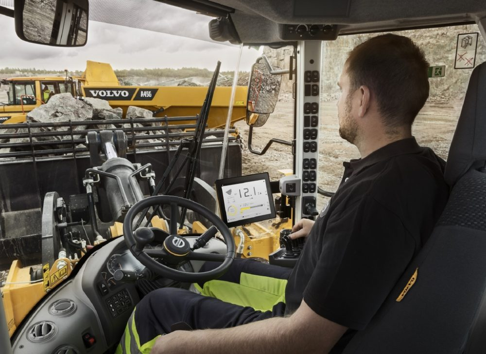 Construction connectivity: the best is yet to come for Volvo CE