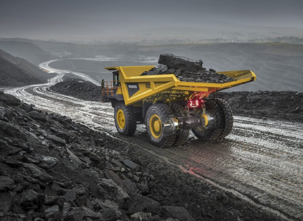 Construction connectivity : the best is yet to come for Volvo CE