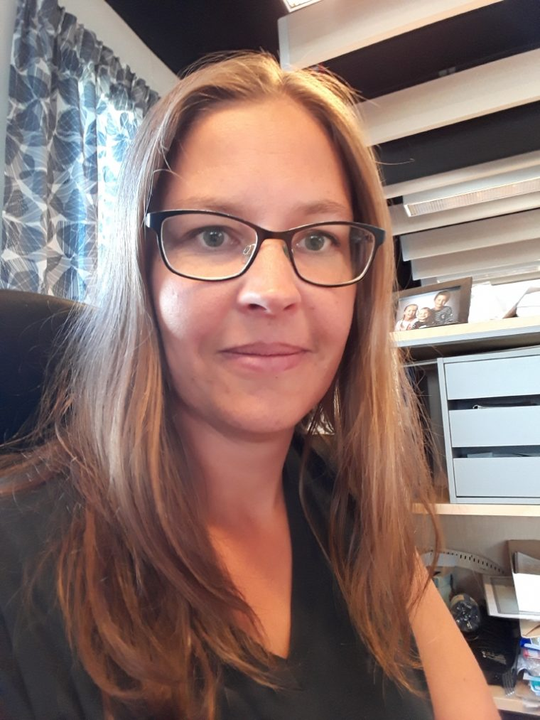 Catrin Nilsson, Manager Connected Solutions Platform in Technology, Volvo CE, has been working at Volvo since 1997 – mainly within EnE systems and hardware. She has now been working within the connected solutions platform for the last two years.