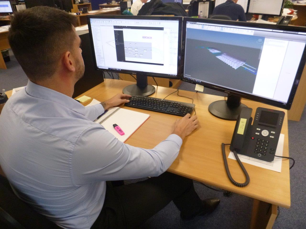 JPG creates full-time BIM role to fast track technology