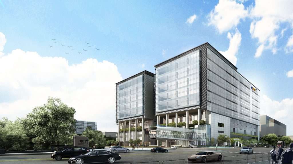 Gammon wins Advanced Manufacturing Centre project in Hong Kong