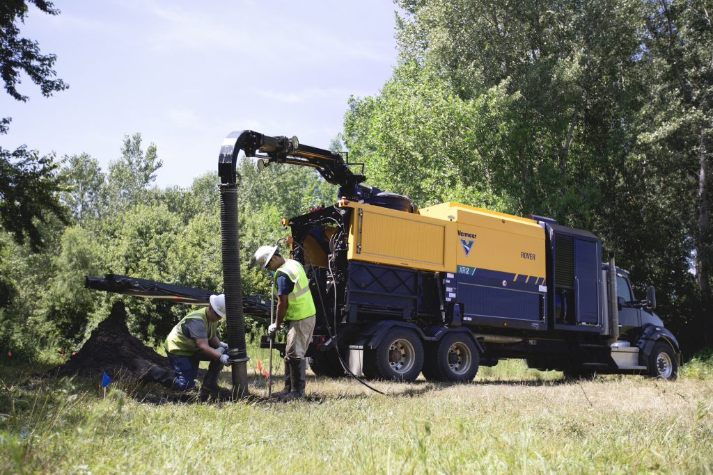 Vermeer launches innovative XR2 Vacuum Excavator