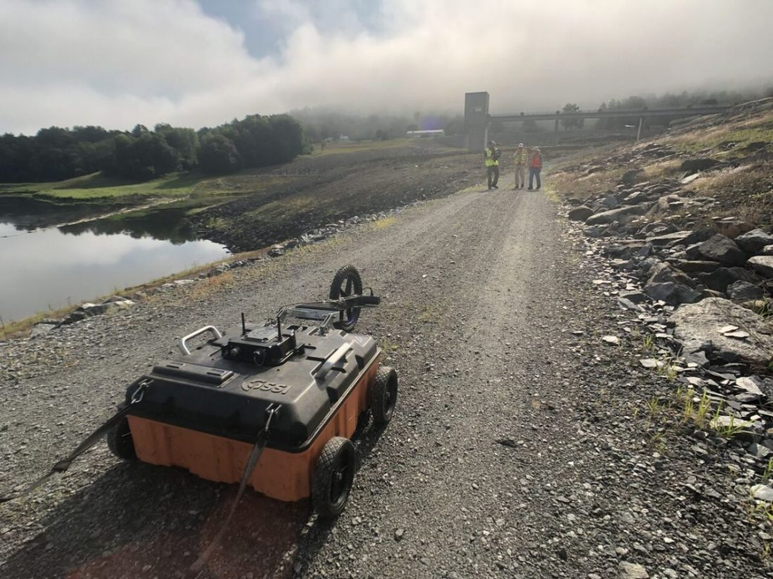 GSSI announces GS Series GPR for Geophysical and Environmental Surveys
