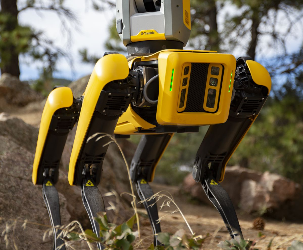 Trimble, Hilti and Boston Dynamics partner to Explore Autonomous Robots in Construction