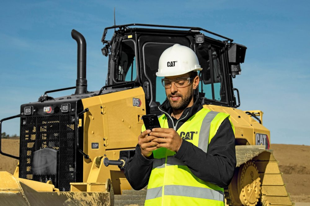 New Cat D5 Dozer delivers unmatched productivity boosting technology
