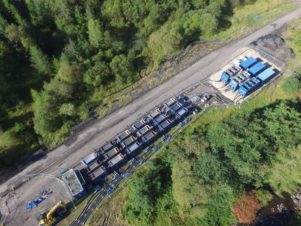 Siltbuster deploys large temporary Modular Water Treatment Systems for Welsh Water