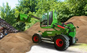 SENNEBOGEN enters agriculture market with telescopic handlers sold by