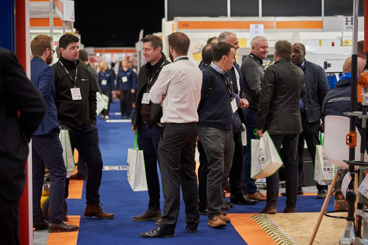 The Executive Hire Show 2020 booking up really fast