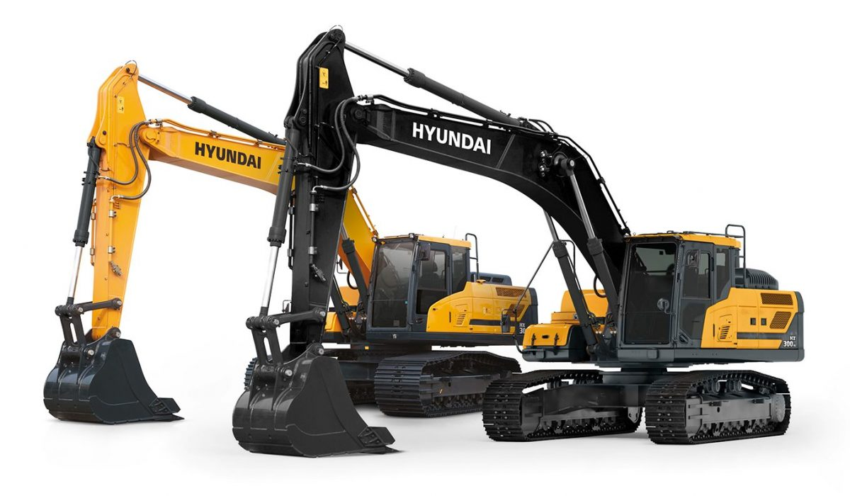 Hyundai CE reveals all-new look for A-series Wheel Loaders and Excavators