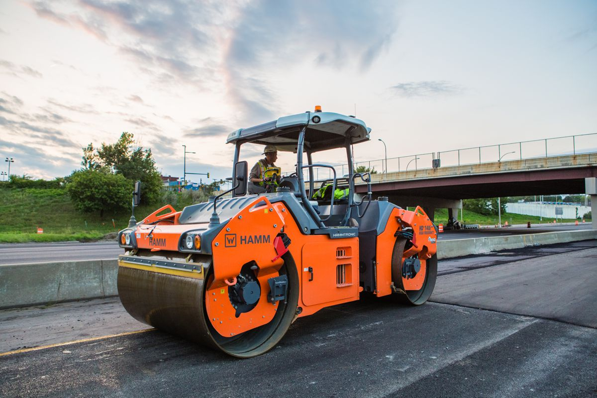 Intelligent Compaction is the key to long-lasting, durable surfaces