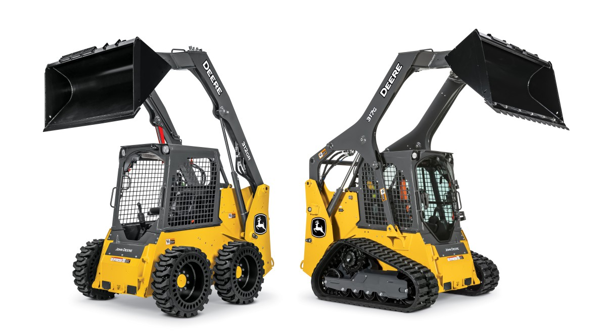 John Deere listens to customers to upgrade G-Series Skid Steers and Compact Track Loaders