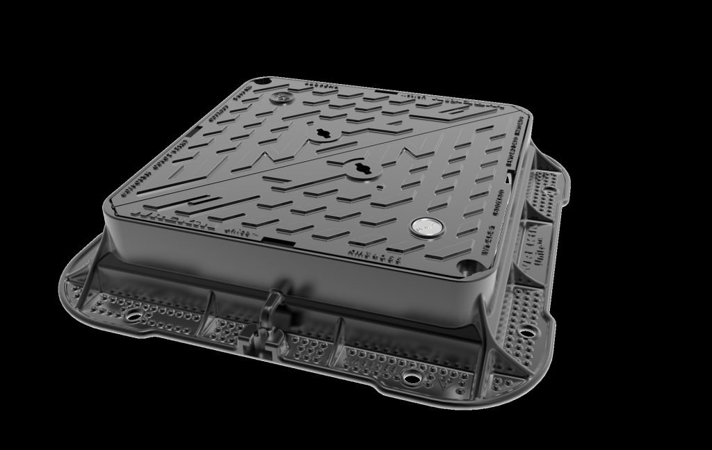 Wrekin first to offer 10 year guarantee on manhole and gully covers