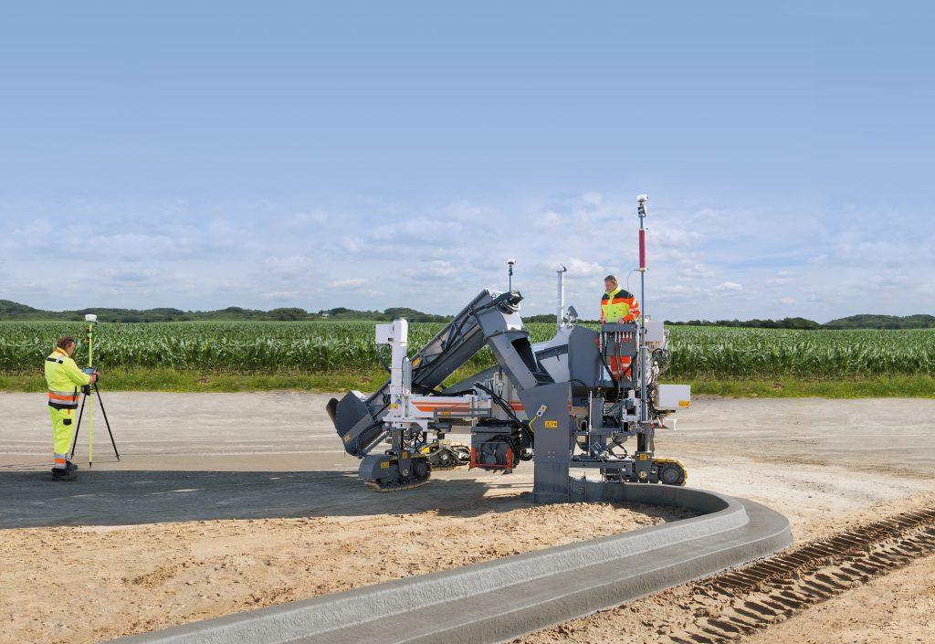 Wirtgen Autopilot 2.0 speeds up Concrete Paving Projects