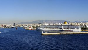 EIB funds €140m expansion for Port of Piraeus transformation in Greece