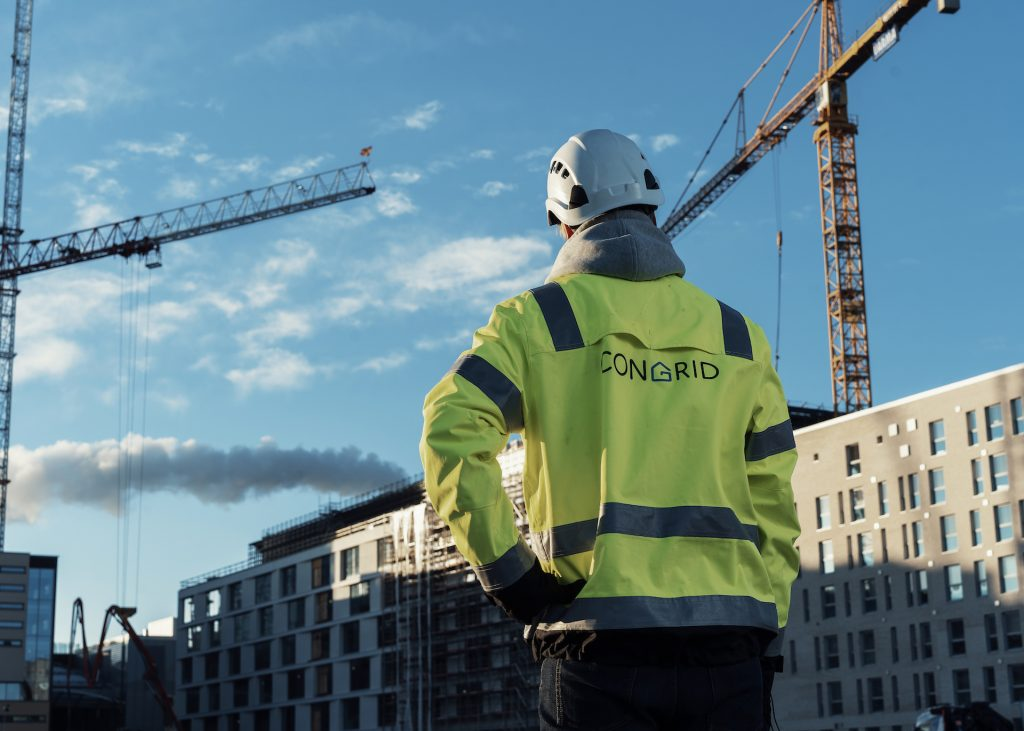Congrid promoting development of PropTech in Finland at RecoTech