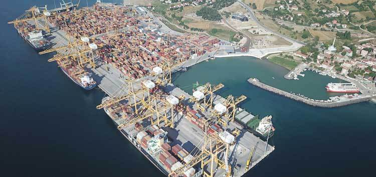 EBRD finances$12m to upgrade Asyaport in Turkey