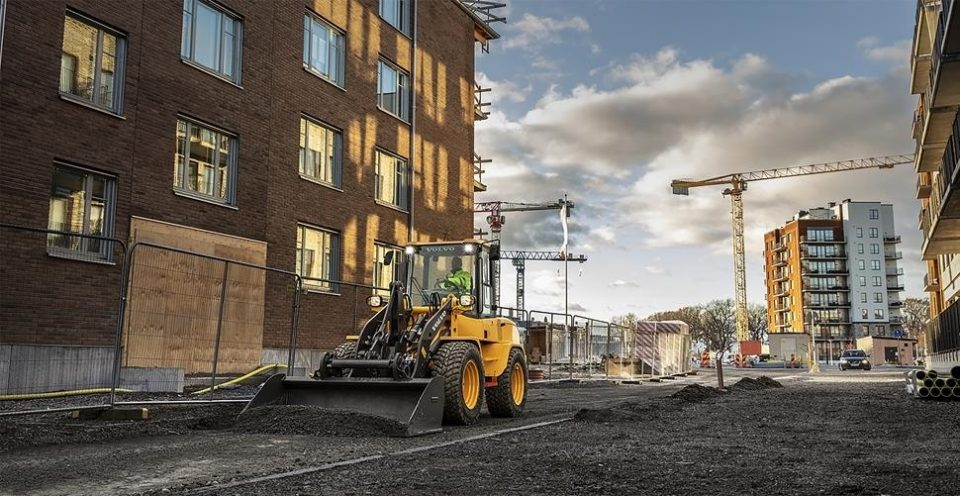 Volvo leads the electrifying rise of compact construction equipment