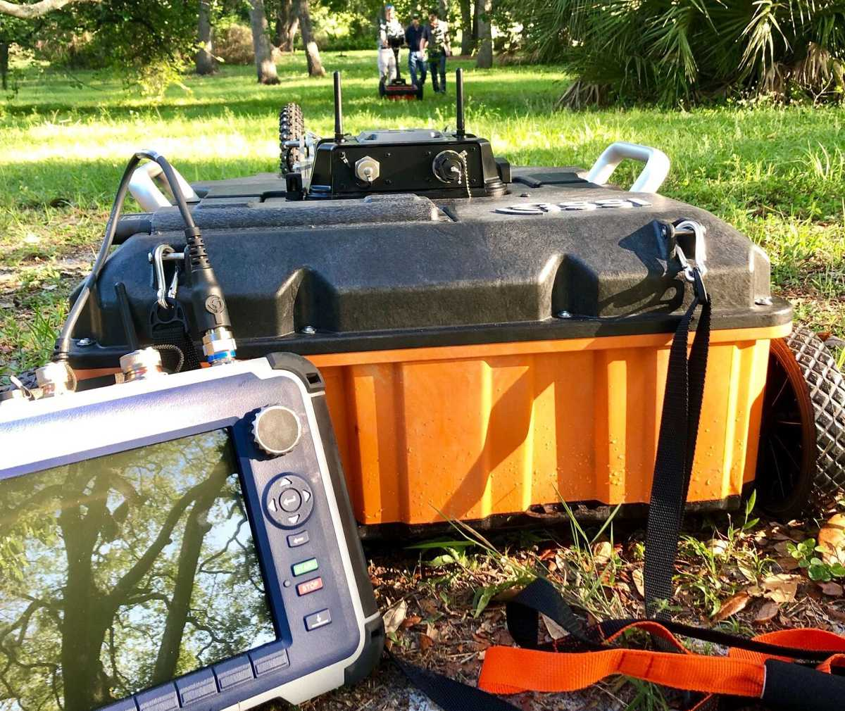 GSSI geophysical survey equipment featured at American Geophysical Union Fall Meeting