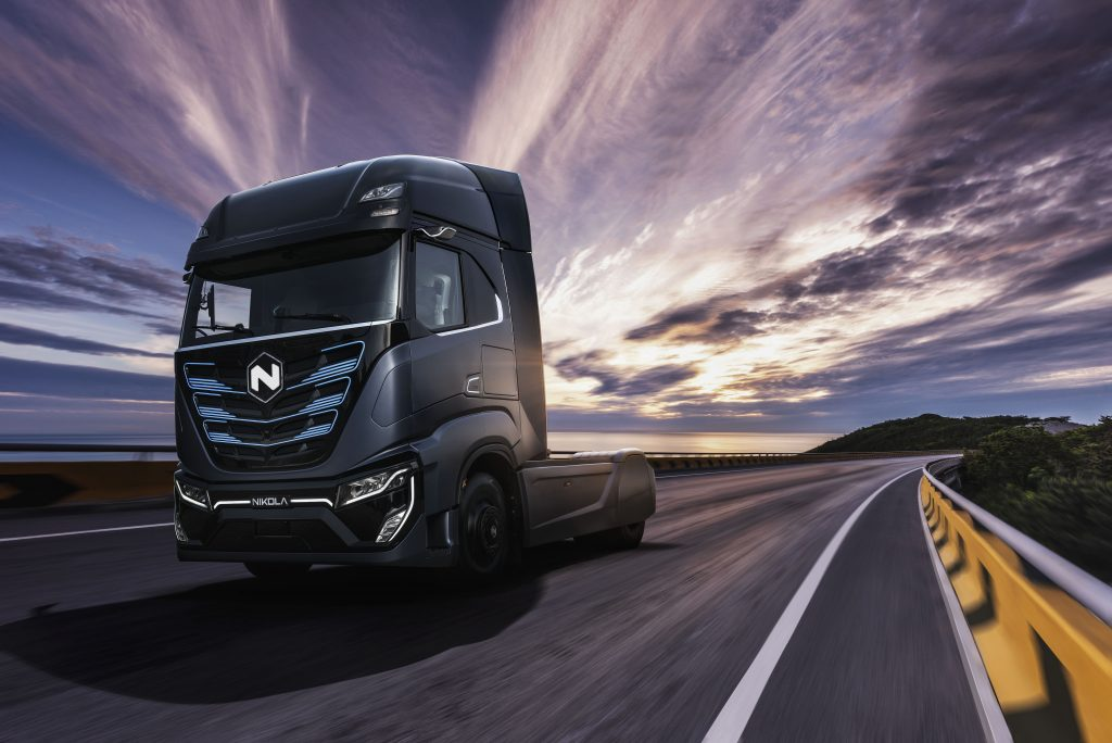IVECO, FPT Industrial and NIKOLA announce partnership to achieve Zero-Emissions transport